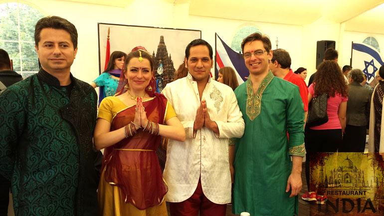 Индийската кухня на международния фестивал