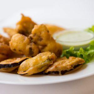 Вегетарианска Пакора